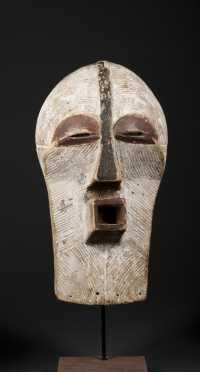 A Songye Kifwebe mask