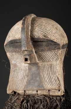 A Luba Kifwebe mask