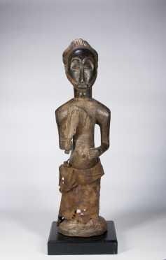 An exceptional Hemba ancestor figure
