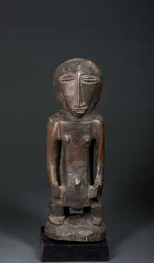 A fine and rare pre-Bembe Hunter figure