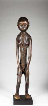 A  Tanzanian figure