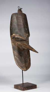 A Fine North Coast Barag mask, New Guinea