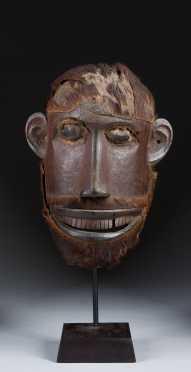 A fine and rare Makua mask