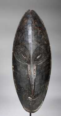 A Superb Lower Sepik mask, New Guinea