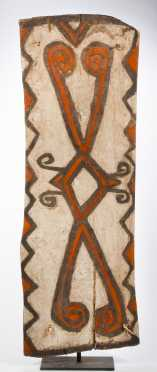 A fine and rare Oksipmin/Telefolmin shield, New Guinea