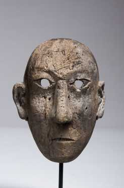 A fine and rare Indonesian mask