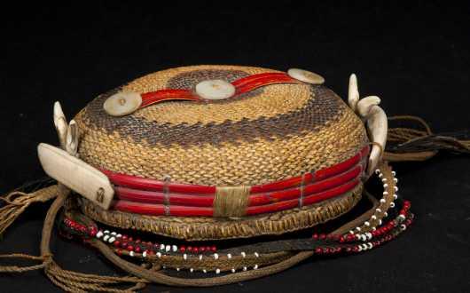 A Bontoc hat