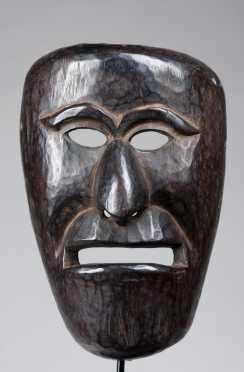 A Nepalese Shaman's mask