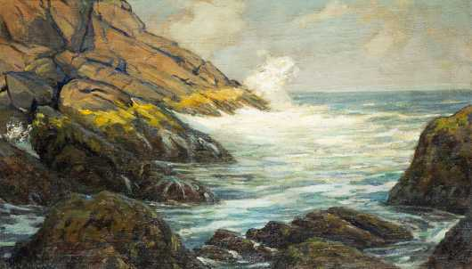 Robert Van Vorst Sewell, Seascape