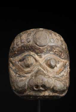 A Small Nepalese Mask