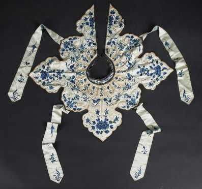 Chinese Textile Collar