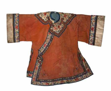 Silk Chinese Robe
