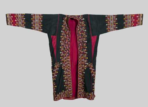 Turkmenistan Women's Chirpy Robe