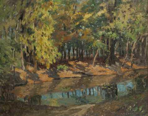 Louis Oscar Griffith landscape