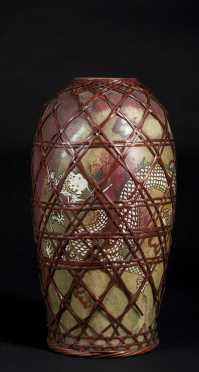 Chinese Pottery Jar,