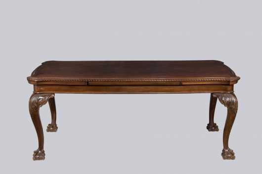 Chippendale Style Library/Center Table