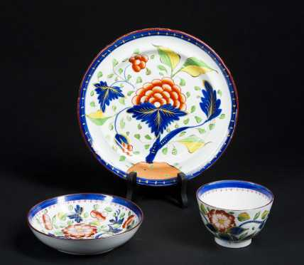 Gaudy Dutch China Lot