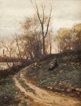 William Preston Phelps landscape