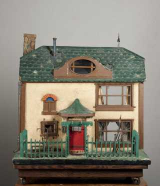 Antique Cotswold Style Doll House