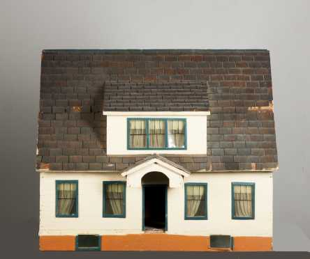 Cape Style Doll House