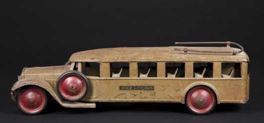 "1930's Steelcraft  ""Inter-City Bus"""