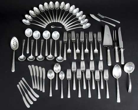 Towle Sterling Silver Table Service