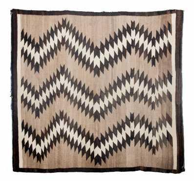 Early 20th century Navajo Rug,