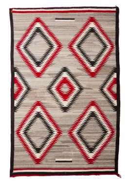 20th Century Navajo Rug