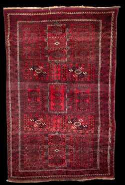 Baluchistan Oriental Scatter Rug