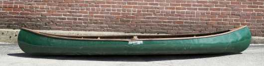 "Merrimack Canoe Co., Modern Canoe, 13' 5"" long"