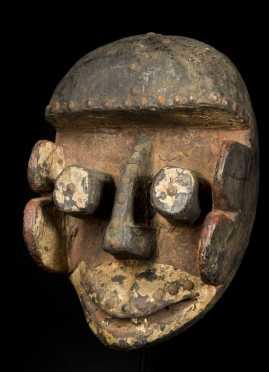 A fine Kran mask