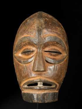 A fine Chokwe Chikunza mask