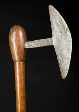 A fine Shona axe