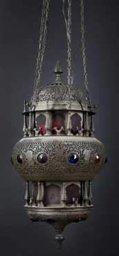 Hanging Persian Hall Lamp