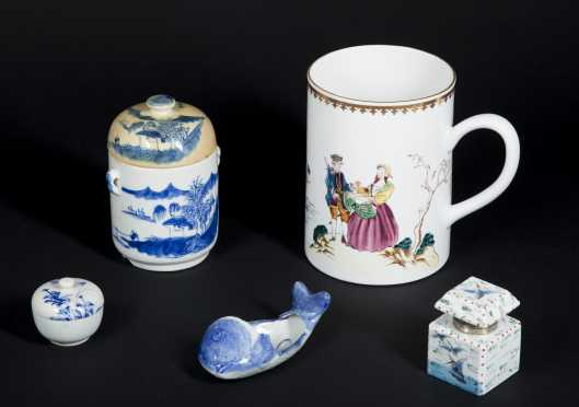 Asian Porcelain Lot