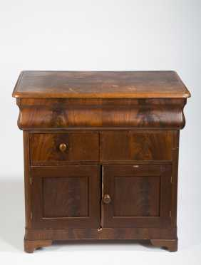 Mahogany Empire Dry Sink
