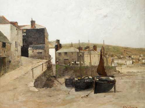 Charles Edwin Lewis Green (1844-1915), MA
