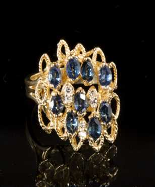 Abstract Cluster Ring