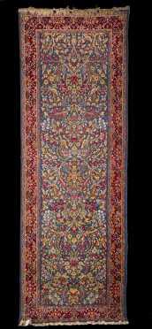 Kerman Oriental Rug Runner