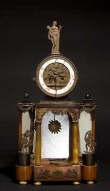 Biedermeier Shelf Clock