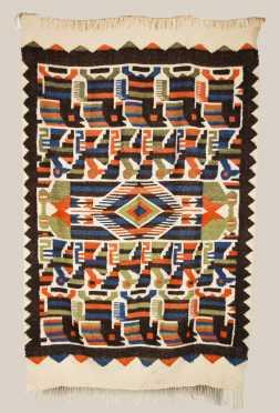 Native American Wool Blanket