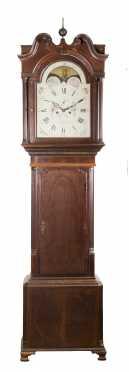 George Monks, England Tall Clock