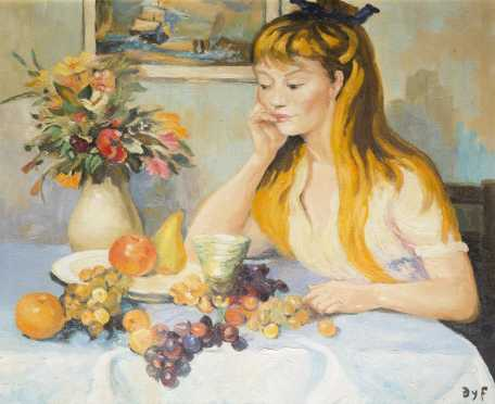 School of Marcel Dyf (1899-1985) France, oil on canvas