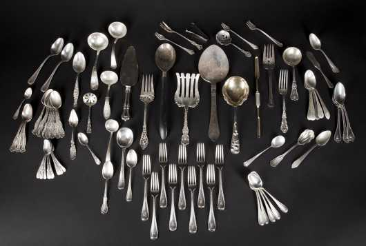 Lot of Misc. Sterling Silver Spoons