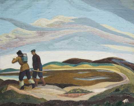 Ross Moffett (1888-1971)