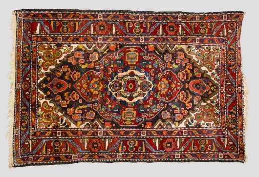 Baktiari Scatter Oriental Rug
