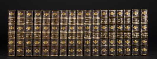 """""""The Truth: or Testimony for Christ"""" vols. 1-17(1875-1891)"""