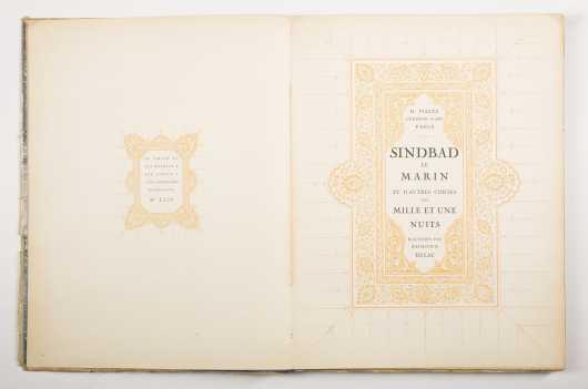 """Sinbad le Marin"" (""Sinbad the Sailor"")"