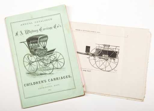 Two Carriage Catalogs