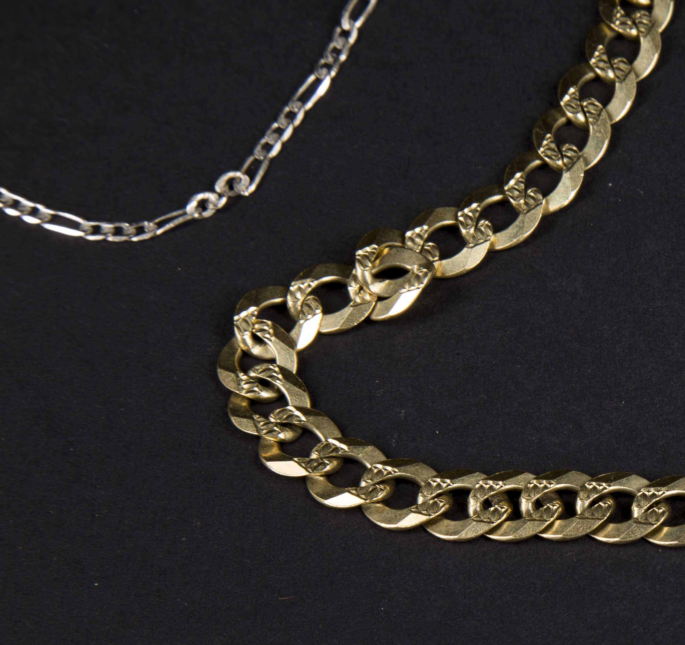 chain yellow enlarge gold necklace click to women chains twisted ebay thumbnails s itm womens serpentine